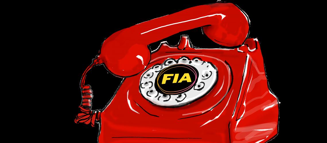FIA PHONE